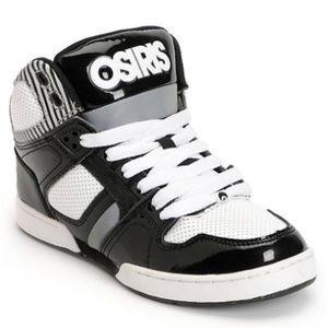 Osiris black and white zebra